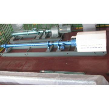the normal pressure water injection pump